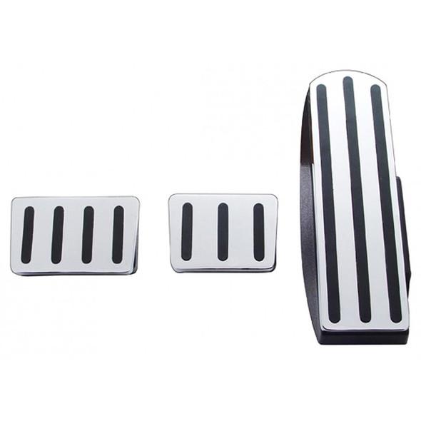 Freightliner Aluminum 3 Pedal Set