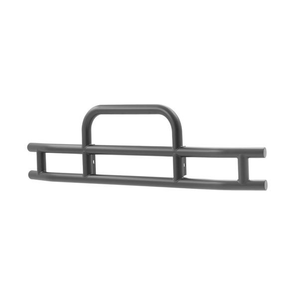 International 9200 9400 9900i Tuff Guard Grill Guard (Black Steel, 15° Angle)
