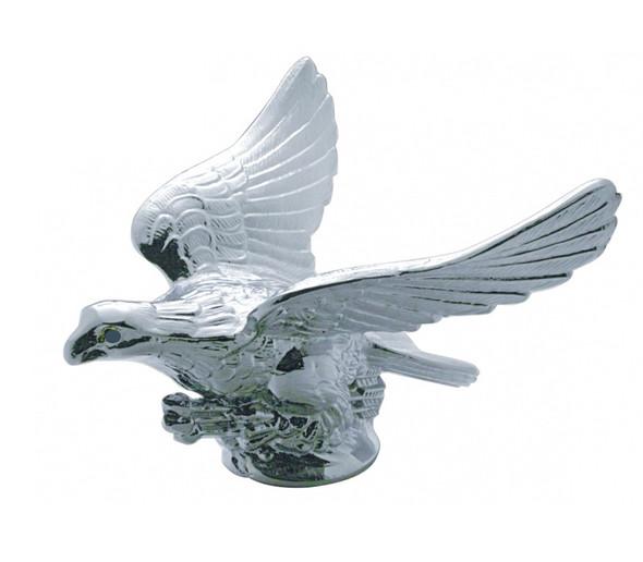 Chrome Eagle Hood Ornament