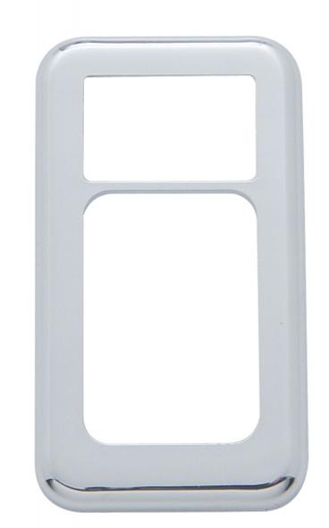 International Chrome Switch Trim 3 Pack
