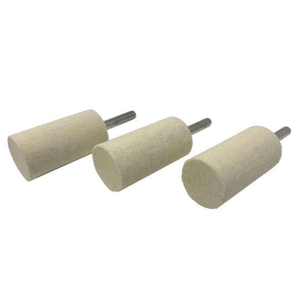 """Zephyr Felt Cylinder 1"""" x 2"""" 3pack"""