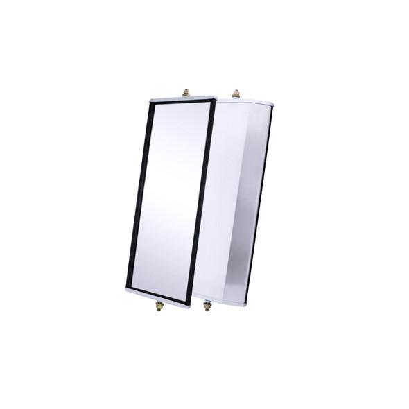 West Coast Conventional Mirror 6 x 16 Aluminum