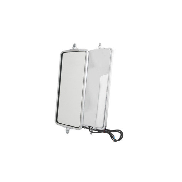 West Coast 7 x 16 Stainless Steel - Non-Heated