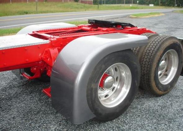 Low Cut Half Rear Fenders Talladega