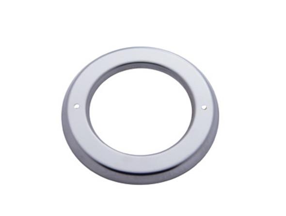 """2.5"""" Round Stainless Steel Bezel"""