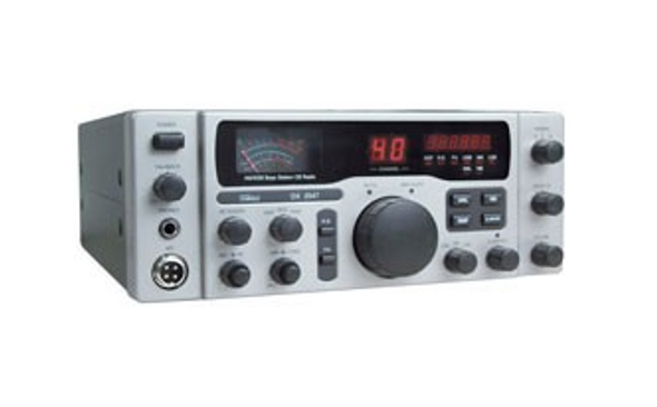Galaxy 40 Channel 6 Digit Frequency Counter CB Radio With Built In SWR Meter