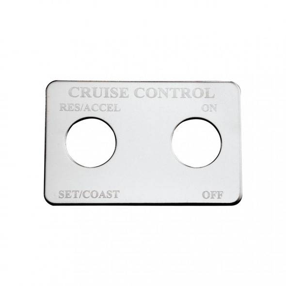 Freightliner Stainless Steel Cruise Control