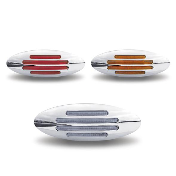 Clearance Marker Flatline LED Light Full Set