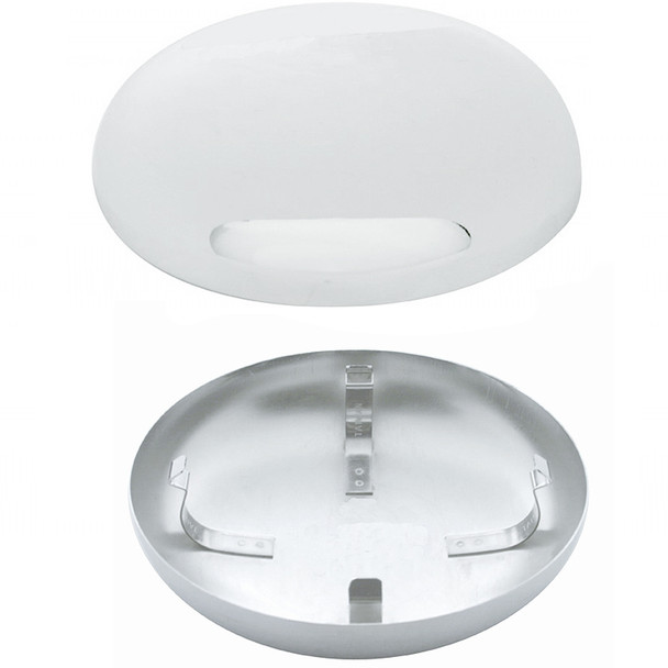 Stainless Train Horn Dome Cover