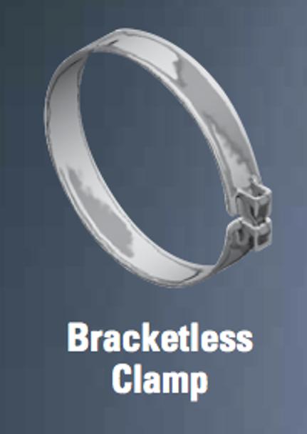 "7"" Stainless Steel Bracketless Clamp"
