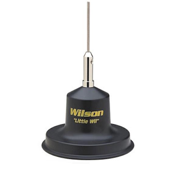 Wilson Little Wil Magnet Mount Base Loaded CB Antenna Kit