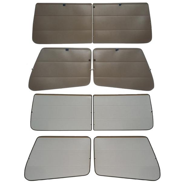 Volvo Premium Contemporary Window Covers