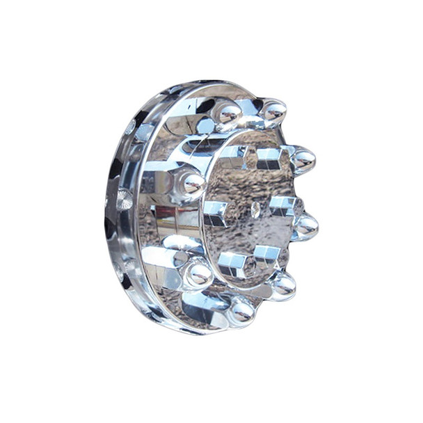 Lifetime Chrome Rear Axle Cover With Bullet Style Nut Covers