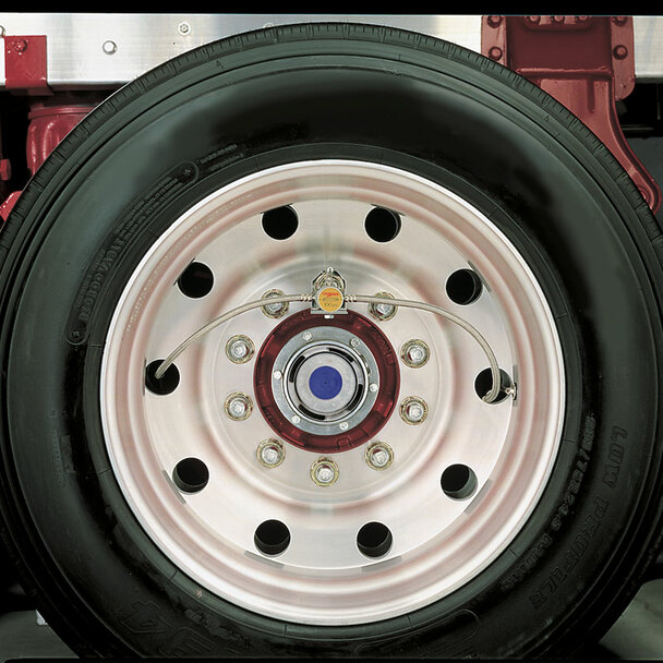 Crossfire Dual Tire Pressure Equalization Monitoring System