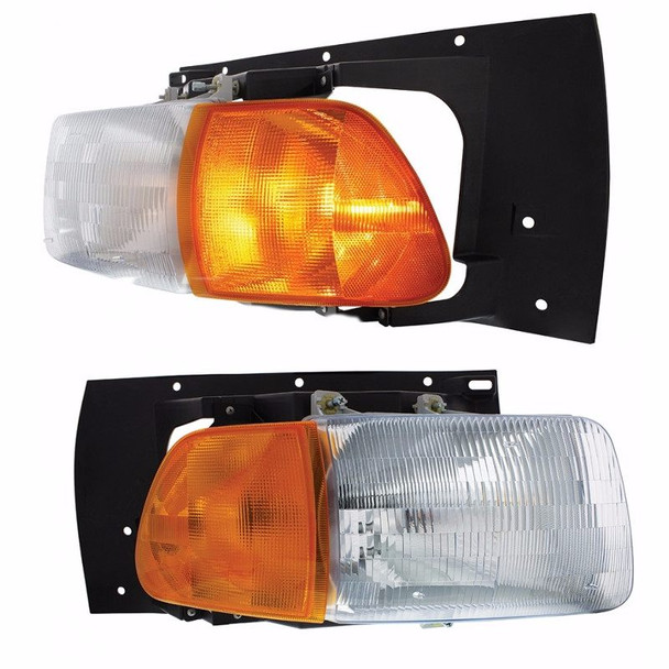 Sterling Headlight Assembly Both Sides