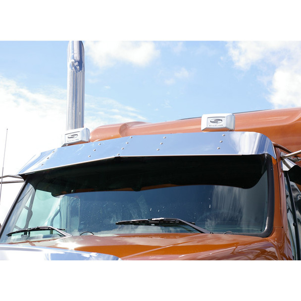 Sterling 9500 Series Sunvisor 1980-Newer Close Up