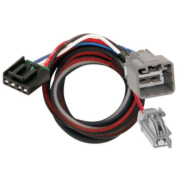 Tekonsha 2 Plug Brake Control Wiring Adapter RAM 3023-P