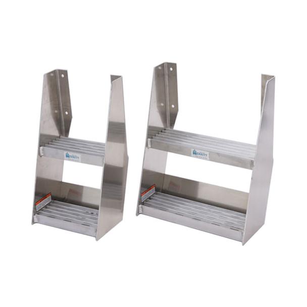 Aluminum Frame Step