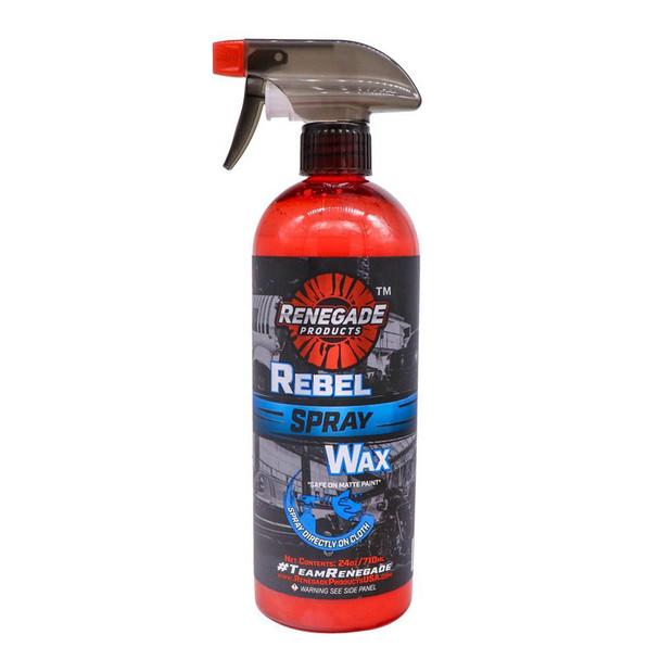 Renegade Rebel Spray Wax 24oz