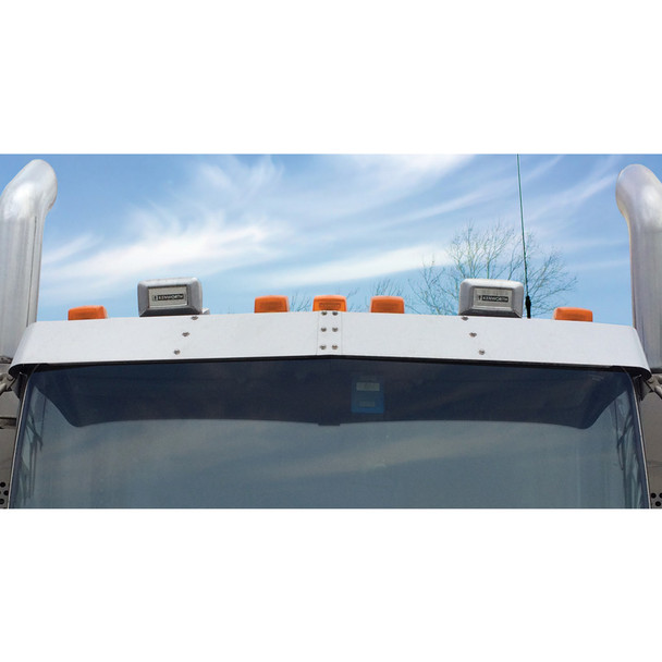 Kenworth W900 T300 T400 T600 T800 Replacement Curved Visor