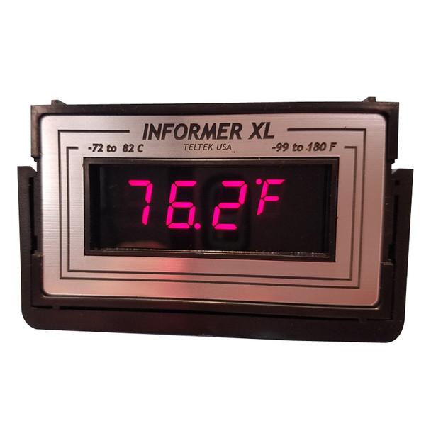 Informer XL Thermometer TELTEK Truck Gauge