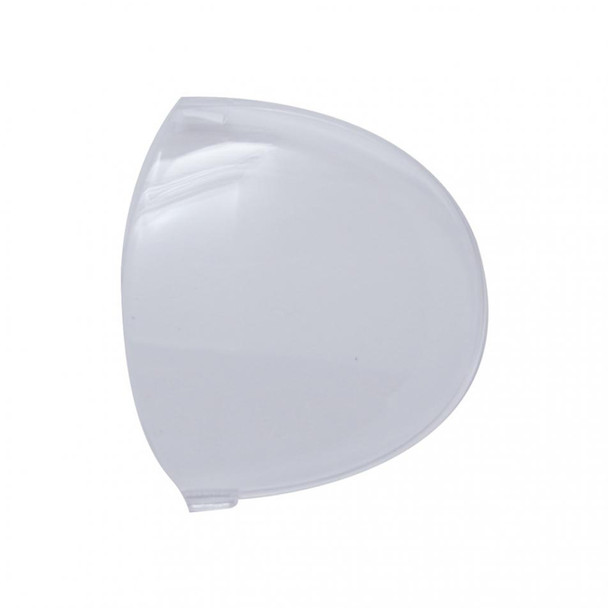 Kenworth 2006+ Round Dome Light Lens Clear