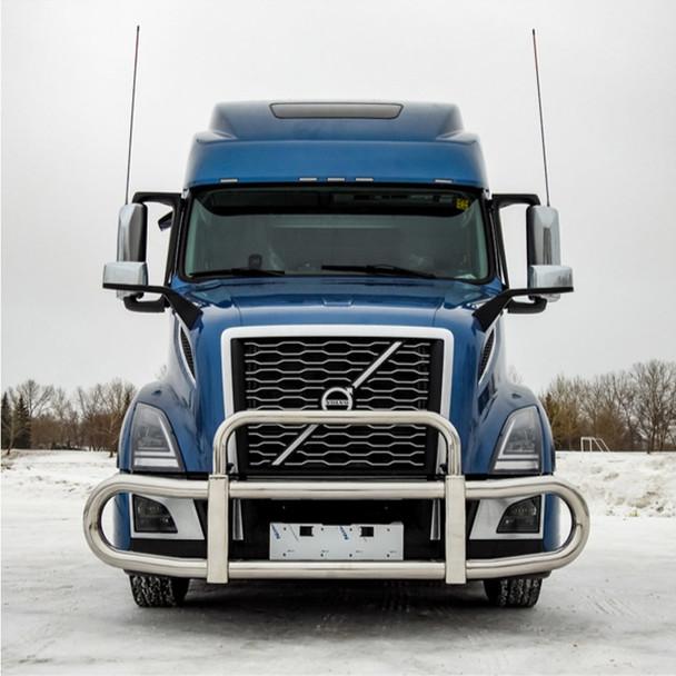 Volvo VNL Herd Grill Guard 200 Series - On Truck