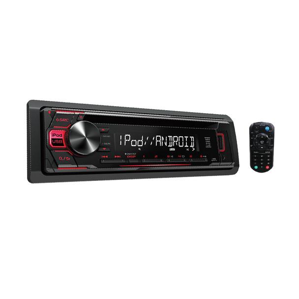 Panasonic AM/FM/MP3 CD Player Radio With Remote Control