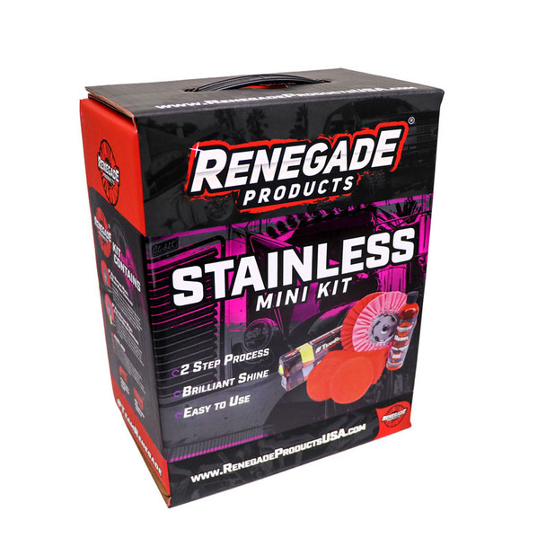 Renegade Stainless Mini Kit Box