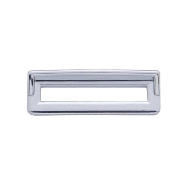Freightliner Switch Label Bezel Cover With Visor