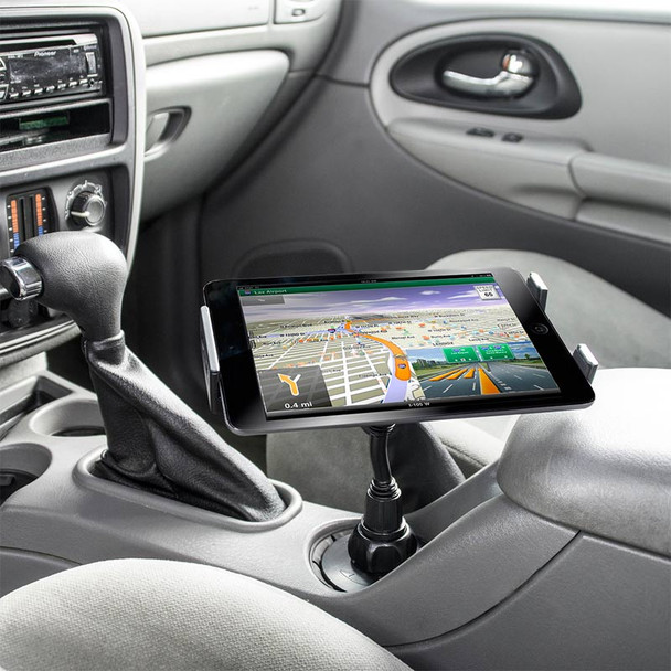 Cup Holder Phone Mount In Vehicle 2