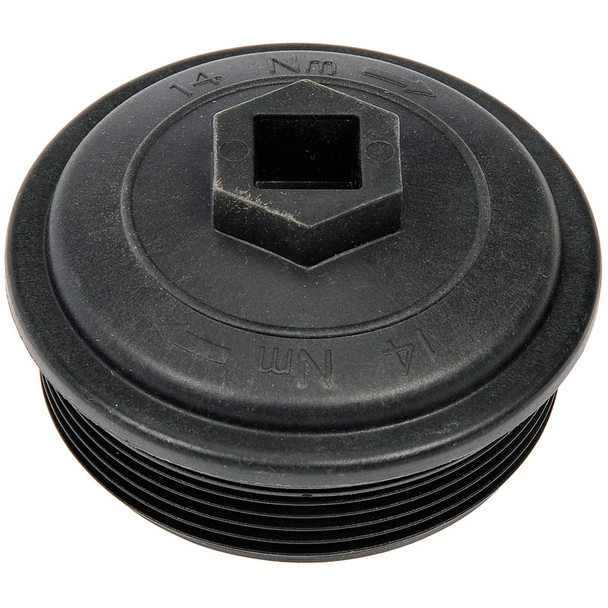 Ford International Fuel Filter Cap And Gasket 1843057C92 3C3Z-9G270-AA