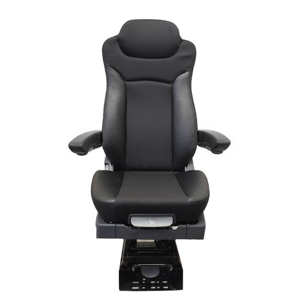 Prime TC200 Series Air Ride Suspension Cloth Truck Seat With Arm Rests