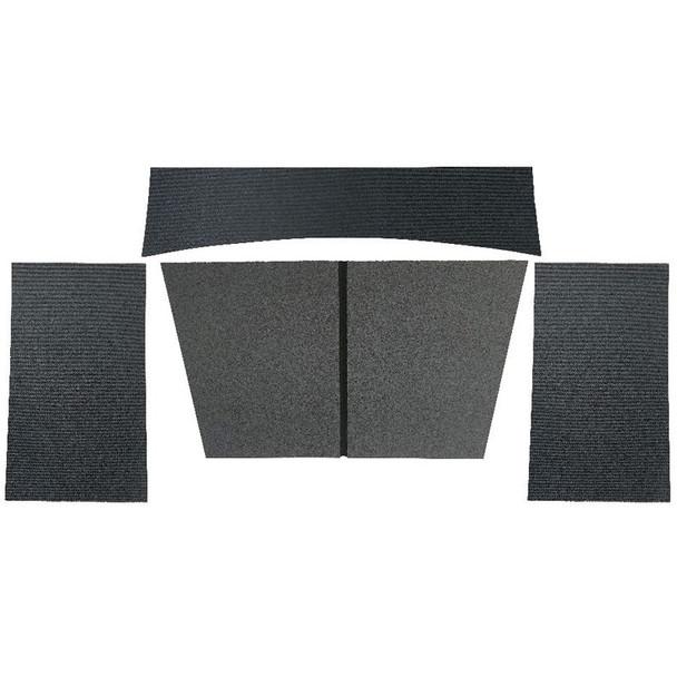 Kenworth W900 Top Hood Panel Insulation