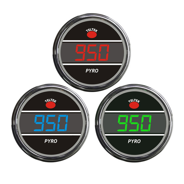 Truck Pyrometer Smart Teltek Gauge