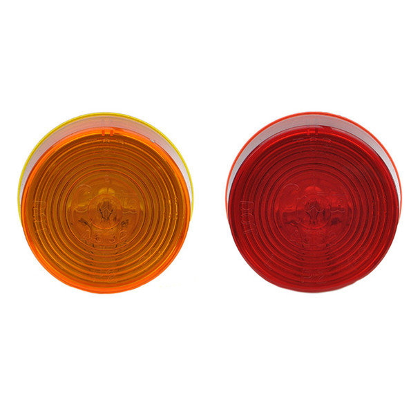 """2"""" Round Clearance Marker Light By Grote - Default"""