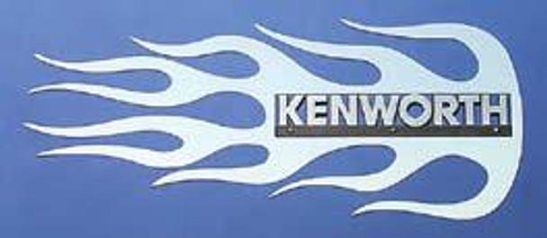 """Kenworth Logo Trim """"Blaze"""" By RoadWorks"""