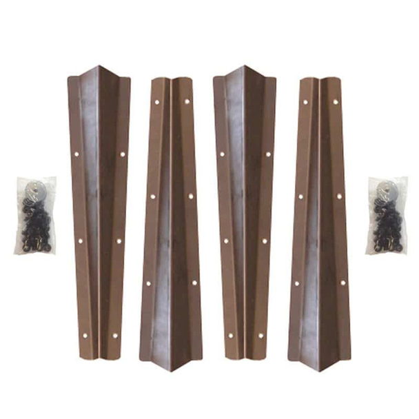 Steel weld on brackets for Minimizer 100, 150, 1600, 2260, 2218, 2480 Fender Series
