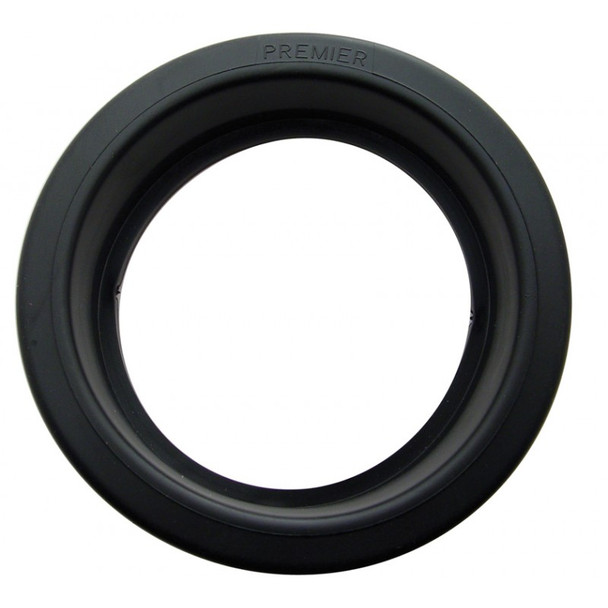 "Rubber Grommet Black 4"" Round"