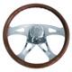 Peterbilt 587 Steering Wheels