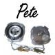 Peterbilt Locking Gas Caps and Anti Siphon