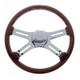 International ProStar Steering Wheels