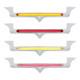 Kenworth T660 Hood Emblem Accents