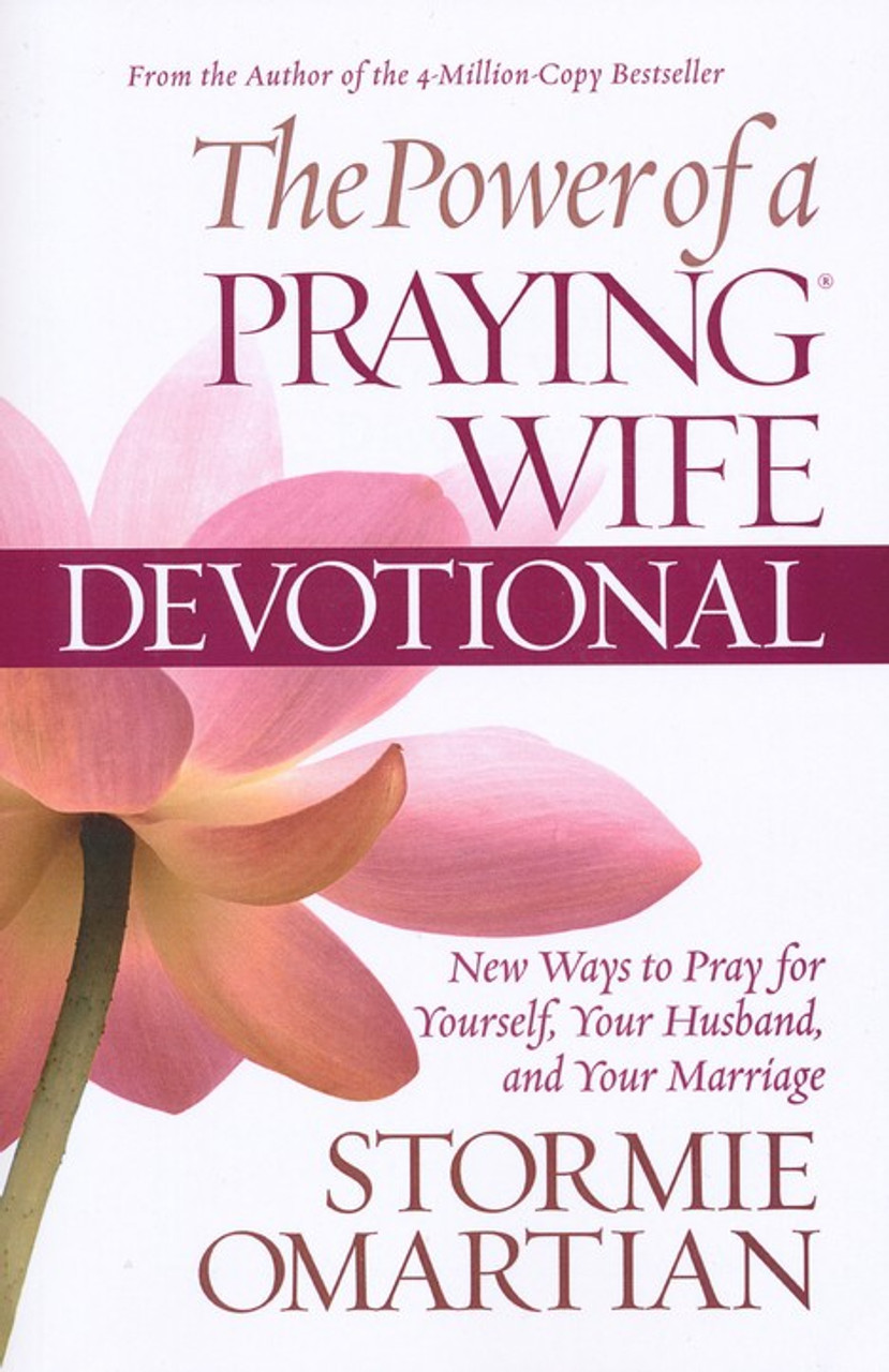 Power of a Praying Wife Devotional (Large Print Edition)