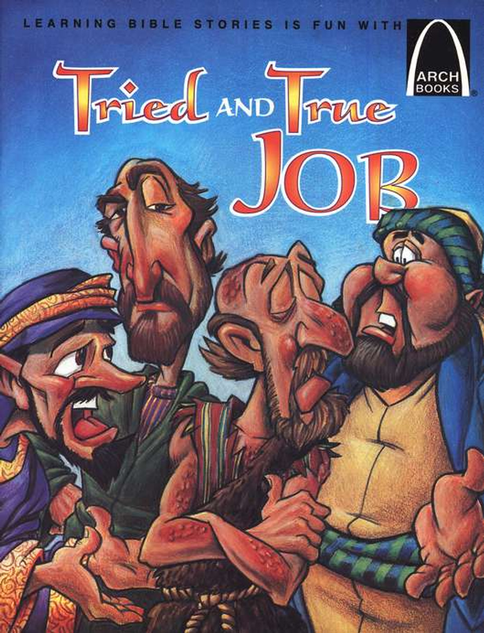 Arch Tried True Job Cei Bookstore Truth Publications