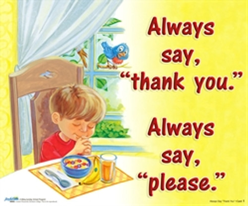 Abeka Always Say Thank You Bible Song Cei Bookstore Truth