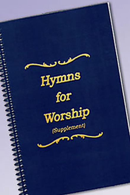 Hymnals & Hymn Projection Products