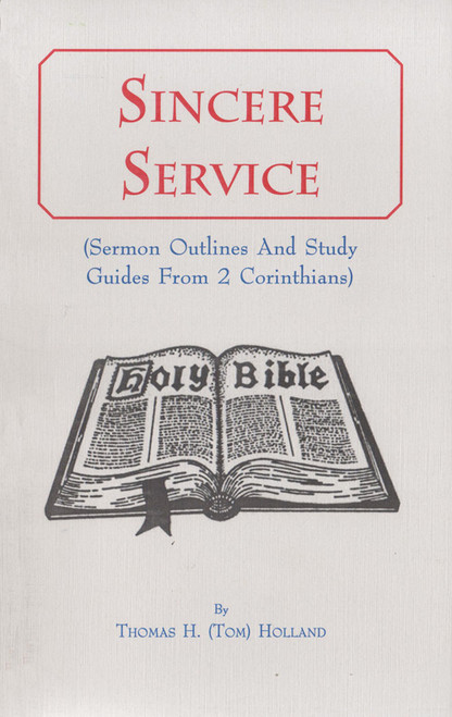 Class & Study Materials - Reference Materials - Sermon Outlines and