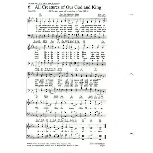 Songs of Faith and Praise - Accompaniment Edition
