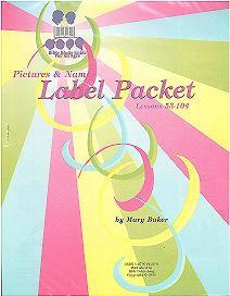 Bible Study Guide WM & TL Label Pkt 53-104